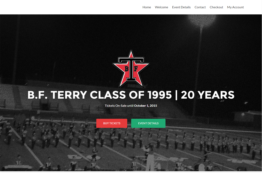 B.F. Terry High Class of 95